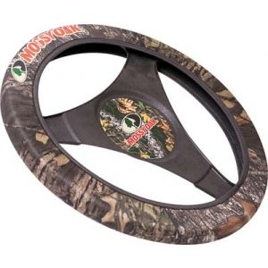 Camo Steering Wheel Cover-Mossy Oak New Break-Up