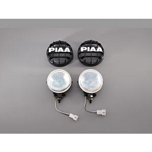 PIAA 510 Series Light Kit-Long Range Beam Pattern