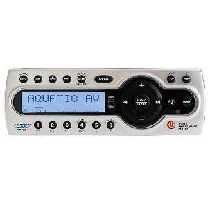 Aquatic AV CD Head Unit