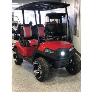 "2012 Yamaha Drive Custom ""Havoc"" Reconditioned Gas Golf Car"