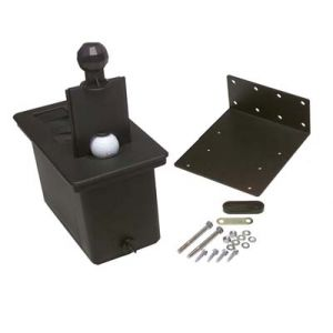 Ball & Club Washer-Black