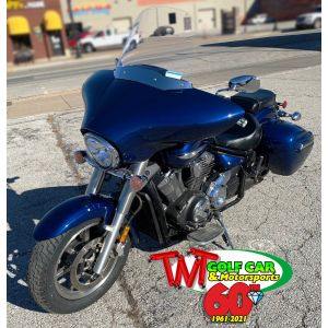 2013 Yamaha V Star 1300 Deluxe Motorcycle