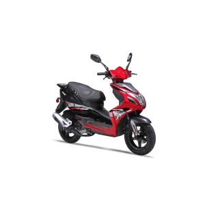 2018 Wolf Scooters Blaze - Red/Carbon