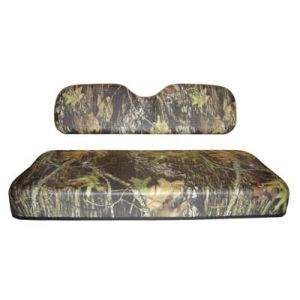 Camo Seat Cover Set-Mossy Oak-For E-Z-GO 1994-Up Medalist,TXT