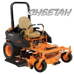 "Scag Cheetah 61"" Velocity Plus 27hp Kawasaki FX"