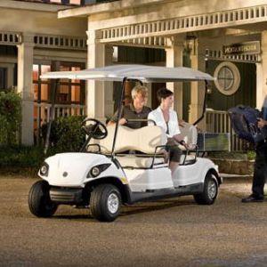 2016 Yamaha Concierge 4 Passenger Electric
