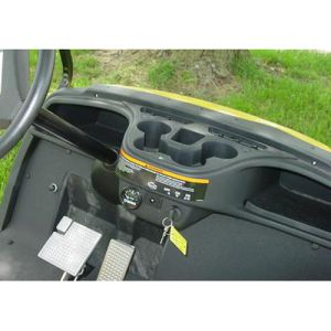 The DRIVE Custom Dash With Lockable Glove Box Doors-Black