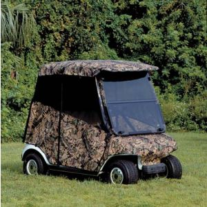 Enclosure-Mossy Oak-For Club Car Precedent
