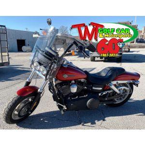 2013 Harley Dyna Fat Bob-103 (FXDF)