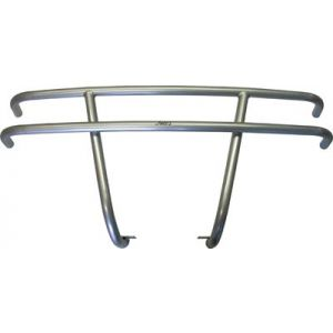 Front Brush Guard-Gunmetal-Club Car