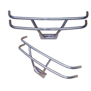 Front Brush Guard-Stainless-Club Car