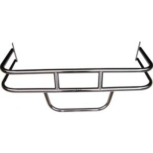 Front Brush Guard-Stainless-EZGO