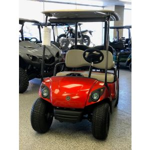 2011 Reconditioned Yamaha Gas Golf Car - Custom Paint