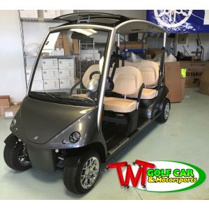 The Garia Courtesy 4+2 Golf Car (Street Legal 6-seater) V006437