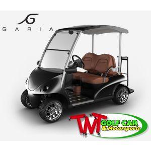 Upgraded 2021 Garia 2+2 Golf Car
