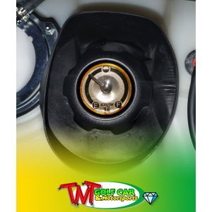 Yamaha DRIVE² Golf Car Fuel Gauge Gas Cap