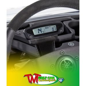 Trail Tech Multi-Function Meter Kit for Yamaha Drive2 Golf Cars