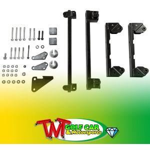 "The Yamaha DRIVE 2"" Golf Car Lift Kit (2011-2017)"