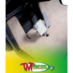Yamaha DRIVE Beige Floorboard Carpet Kit (2011-2014)
