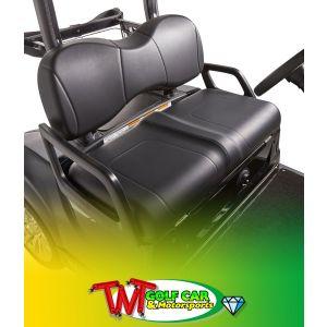 Black Vinyl BOTTOM Seat Cushion Assembly for Yamaha Drive/Drive2