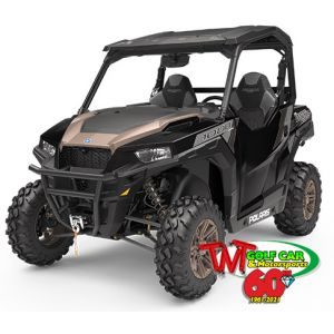 Used 2019 Polaris General 1000 Ride Command Black Pearl