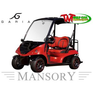 Garia Mansory Customization 2+2 (4-Seater)