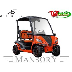Garia Mansory Edition Full Carbon Fiber (2-Seater)