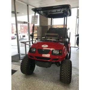 2011 Yamaha Drive Custom Gas Golf Car