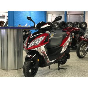 2018 Wolf EX-150 SE - Red