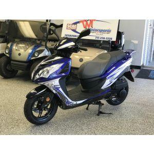 2018 Wolf EX-150 SE - Blue