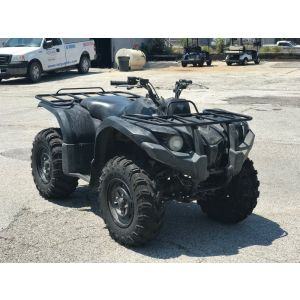 2009 Yamaha Grizzly 450