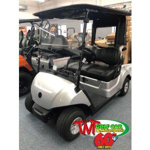 2021 Yamaha Drive2 Fleet QuieTech EFI Golf Car J0B-406587