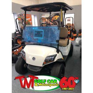 COMING SOON! Customized 2018 Yamaha Drive2 Fleet Gas Golf Car J0A-105257