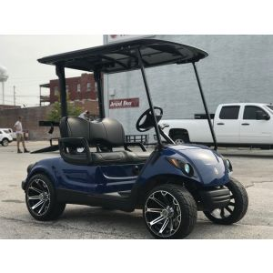2012 Yamaha YDRE Recon. 48v Golf Car