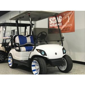 Reconditioned 2011 Yamaha 48v Golf Car