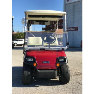 2002 Yamaha G19E 48v Golf Car