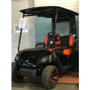 Reconditioned 2013 Yamaha Drive Gas Golf Car