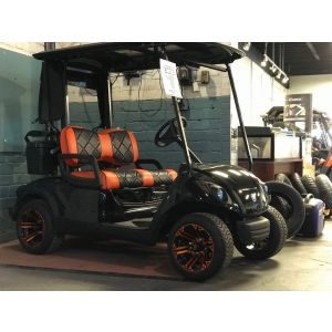 2013 Yamaha Drive Custom Gas Golf Car