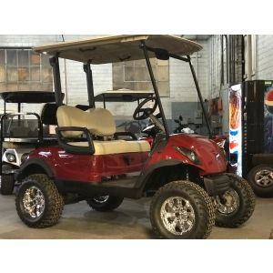 2012.5 Yamaha Drive Lifted Gas Golf CAr