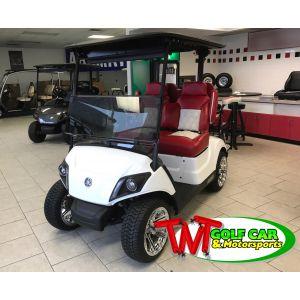 AMAZING Custom 2021 Yamaha Drive2 EFI Golf Car