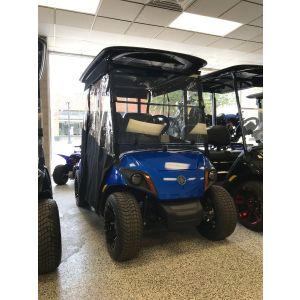 2020 Yamaha Drive2 Powertech AC PTV 48v Golf Car