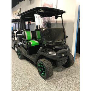 """2016 Yamaha """"Havoc"""" 48v AC Custom Golf Car"""