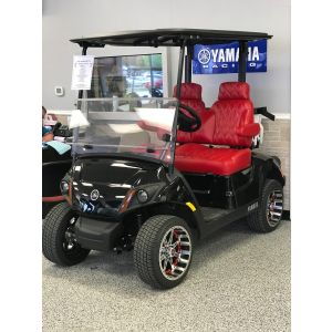 "2019 Yamaha Drive2 ""Quietech"" EFI PTV Golf Car"