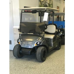 "2020 Yamaha ""Quietech"" EFI Fuel-Injected Custom Golf Car"