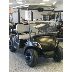 2019 Yamaha Drive2 Custom Fuel-Injected Golf Car