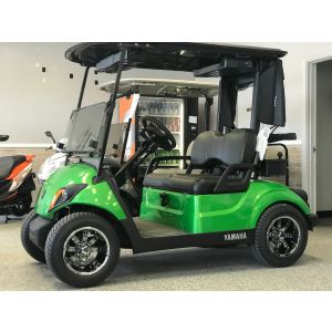 "2020 Yamaha Drive2 ""Quietech"" EFI Custom Golf Car"
