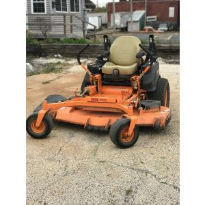 "Scag Tiger Cat II 61"" Velocity Plus w/29HP Kohler EFI"