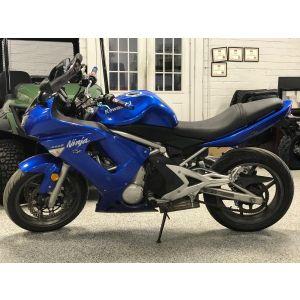 2007 Kawasaki Ninja 650