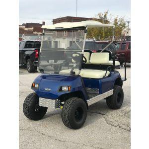 2002 Yamaha G16A Custom Gas Golf Car