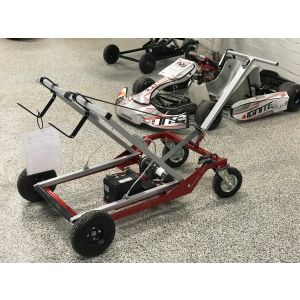 Electric Go Kart Stand